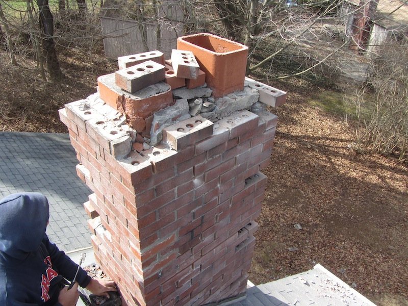 CL Home Improvement Chimney